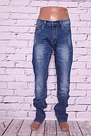 Джинсы мужские классического покроя (код В008)