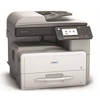 Gestetner MP301SP, MP301SPF - монохромный копир, сетевой принтер, сканер, факс, формата А4