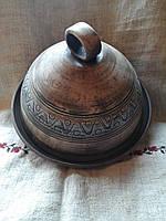 Хлібниця глиняна  4л