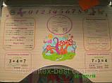 Дитяча парта+стілець HBF2071-02 рожева(від 2-х до 70-ти років!) ЛАМІНАТ. київ, фото 3