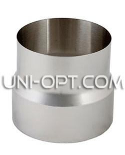 Переход для трубы из нержавеющей стали(AISI-304;201)