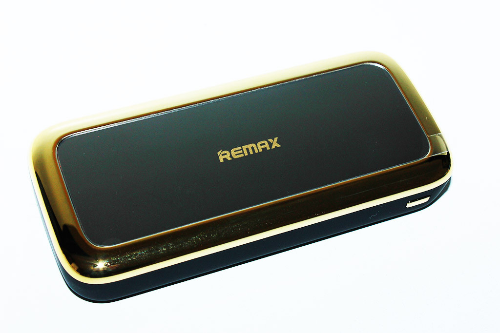 AKB Power bank Remax Mirror RPP-36 10000mAh gold (оригинал)