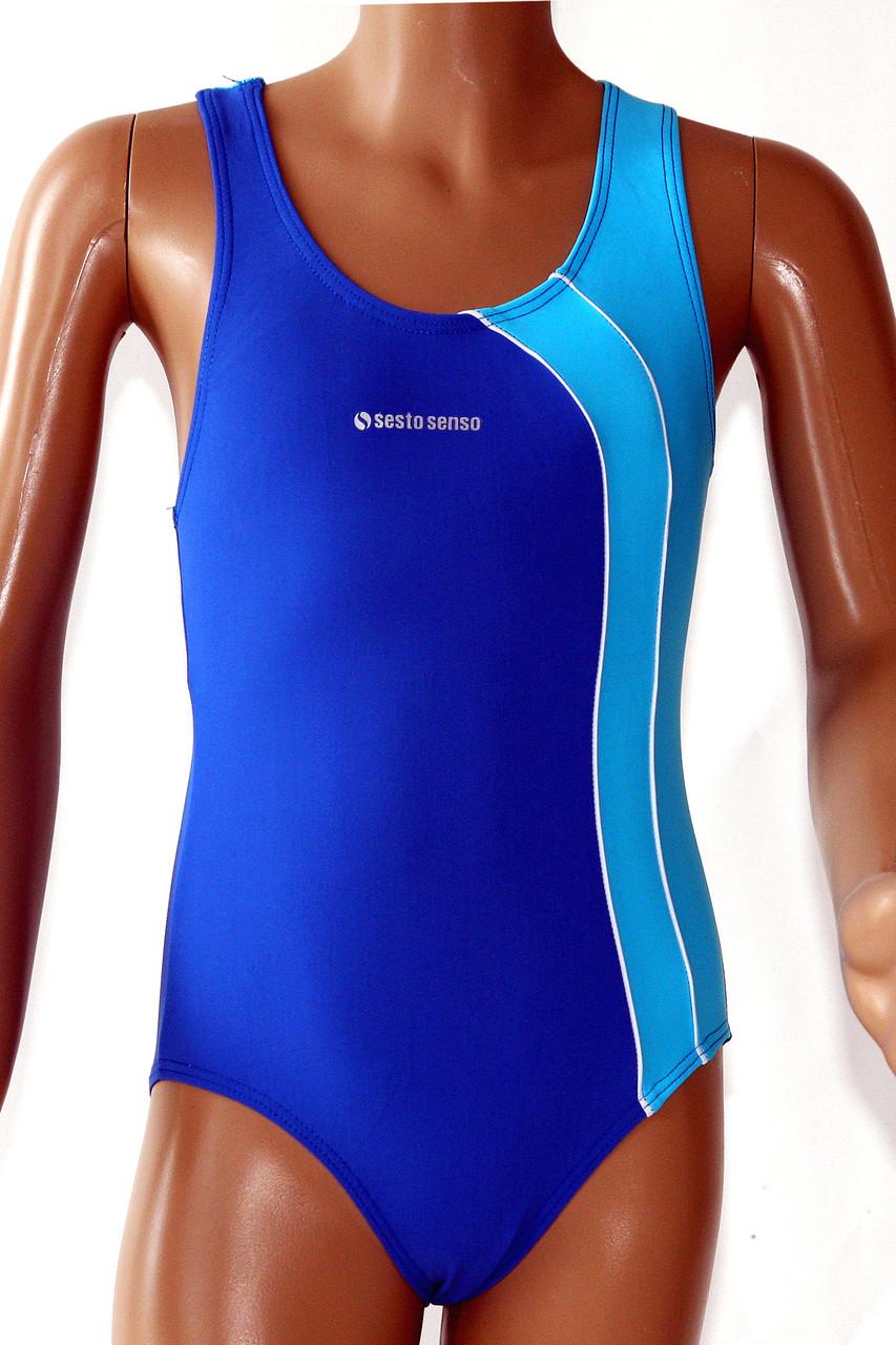 7d0c5d860374 Подростковый спортивный купальник Sesto Senso (разные цвета) - Интернет- магазин