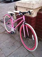 Велосипед PROFI FIX 28 дюймов FIX26C701-2 розовый