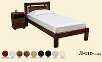 Кровать деревянная Л-110, фото 1