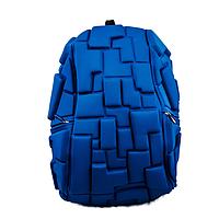 """Большой рюкзак """"Square"""" синий"""