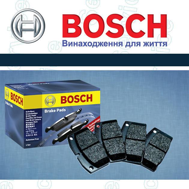 """Тормозные колодки задние Мерседес Спринтер, Mercedes  Sprinter (316) """"Bosch"""" (0 986 TB2981)"""