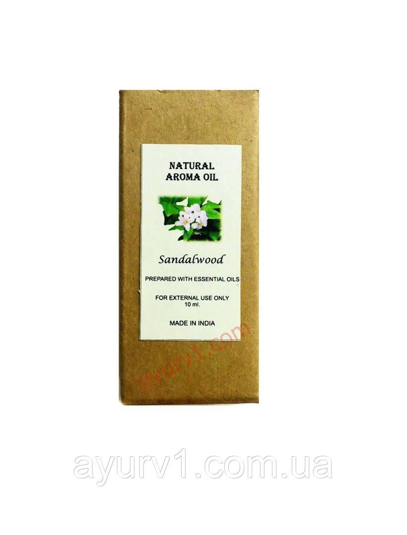 Аромамасло Сандал / 10 ml