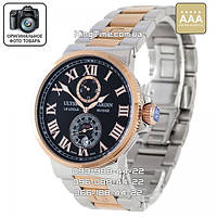 Часы Ulysse Nardin Maxi Marine Chronometer silver/gold