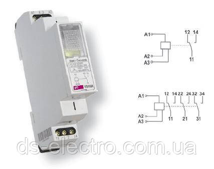 Промежуточное реле VS316K 230V АС (3x16A_AC1)