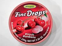 Конфеты Fine Drops Kirsch Bonbons 200г.