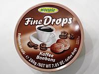 Конфеты Fine Drops Kaffee Bonbons 200г.