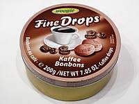 Леденцы Woogie Fine Drops со вкусом кофе 200г, фото 1