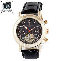 Часы Patek Philippe geneve 1263 gold/black
