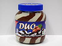 Шоколадный крем DUO 750г.