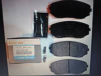 Передние тормозные колодки MAZDA CX-7, CX-9