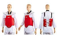 Защита груди и ключицы двухсторонняя WTF. Распродажа! Оптом и в розницу!, фото 1