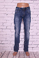 Мужские джинсы классического покроя (код В024)