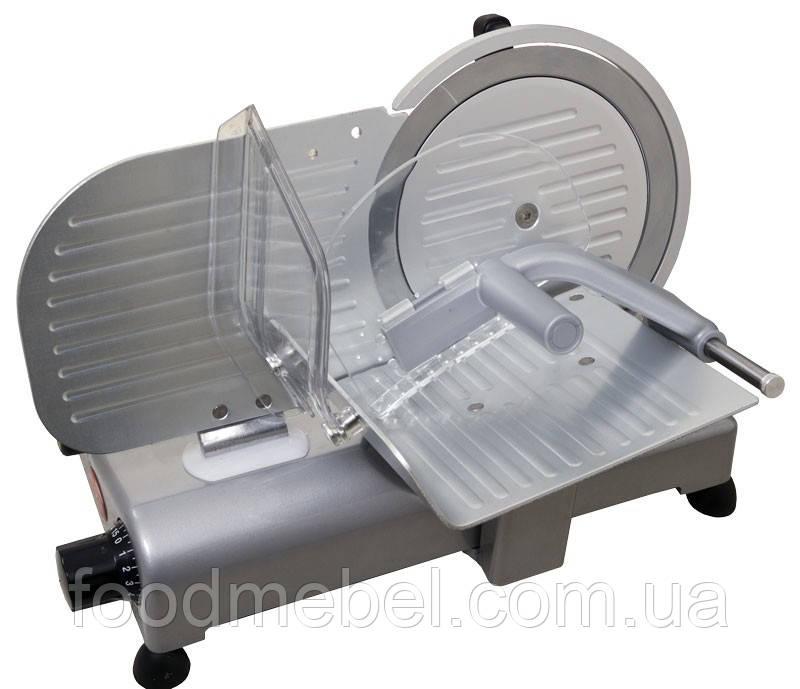 Слайсер RGV Lusso 25GL профессиональный полуавтоматический для магазина