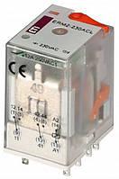 Реле электромеханическое ERM2-024ACL 2p