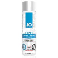 Смазка с согревающим эффектом System JO - H2O Lubricant Warming 120 ml