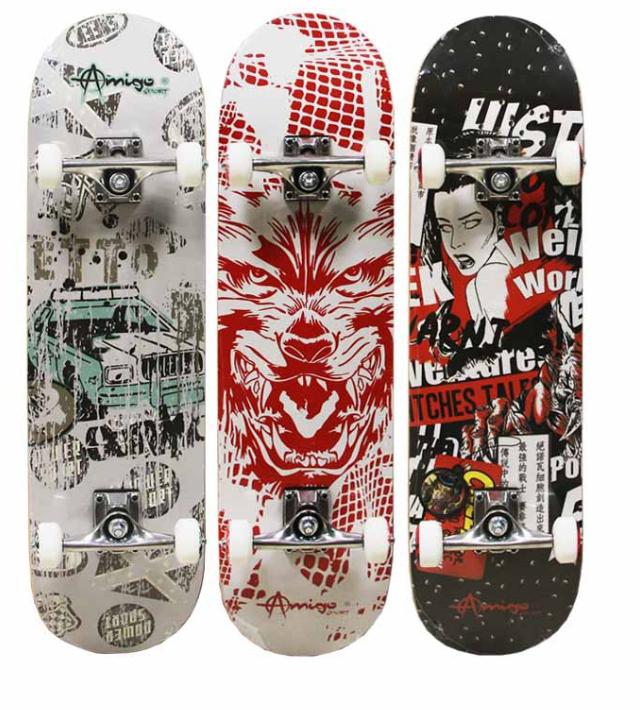 Скейтборд деревянный Explore GRINDER