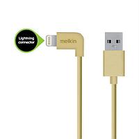 Кабель USB - Lightning для Apple (iPhone 5, iPad 4/Mini) Belkin (г-образный)
