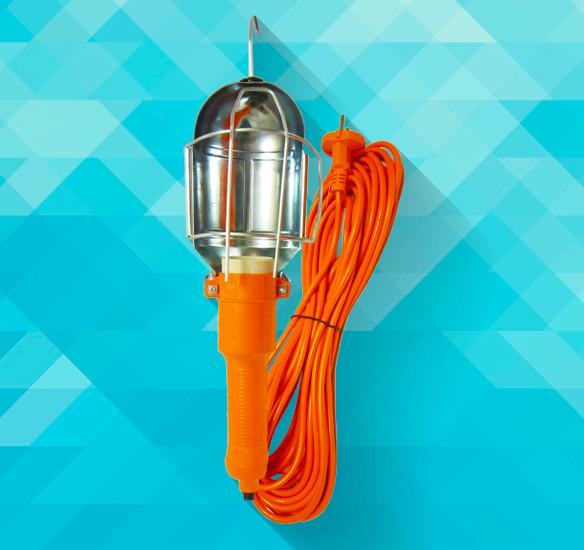 Переносные лампы-удлинители