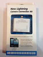 Кабель Lightning camera connection kit