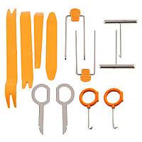 Професиональные инструменты для разборки салона