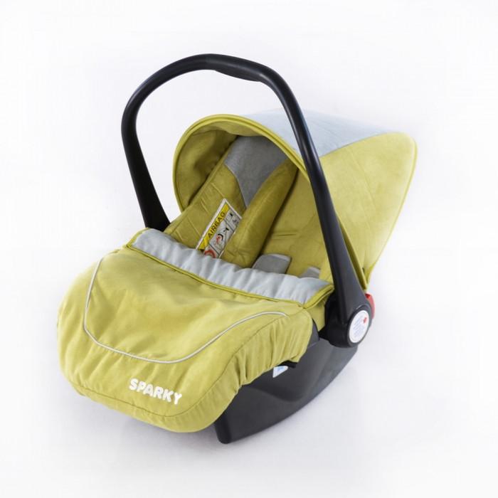 Автокресло детское от 0 до 13 кг TILLY Sparky T-511 Green