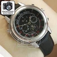 Часы Patek Philippe Sky Moon silver/black