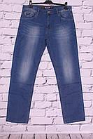 Мужские джинсы классического покроя больших размеров (код В015)