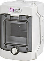 Пластиковый щит ECH 4G (4мод.нар.исп.IP65)