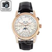 Часы Patek Philippe Geneve 2133 gold/white