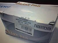 Передние тормозные колодки MAZDA 6 (GJ/GH) от 2012г.-