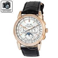 Часы Patek Philippe Geneve 2194 gold/white