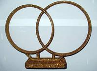 Кольца на машину - ( Кольца для украшения свадебного автомобиля )
