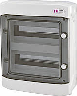 Пластиковый щит ECH 24РТ (24мод.нар.исп.IP65)