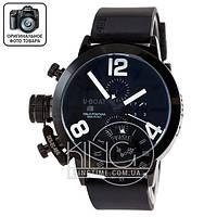 Часы U-boat Italo Fontana 4111 black