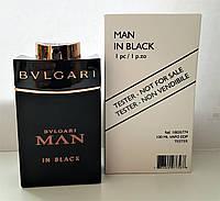 "Туалетная вода в тестере BVLGARI ""Bvlgari MAN in Black"" 100 мл мужская"