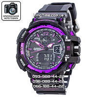Часы Casio G-Shock GW-A1100 black/purple