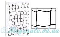 Сетка для волейбола PW 05 с металлическим тросом: 9,5x1м, ячейка 10x10см