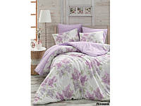 Комплект постельного белья ранфорс  Arya полуторный размер Alacati