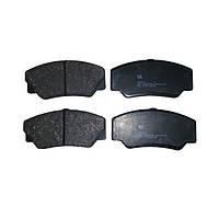 Тормозные колодки передние Форд Транзит 2.0 / 2.5 d / короткая база / 1986-1991, 86VB2K021AA / 89VX 2K021CA
