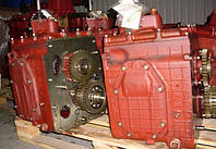 Коробка передач (кпп) трактора МТЗ 82: схема переключения передачи и устройство