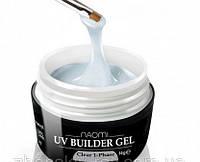 Однофазный Гель - Naomi UV Builder Gel Clear 1-Phase 28 гр (прозрачный)