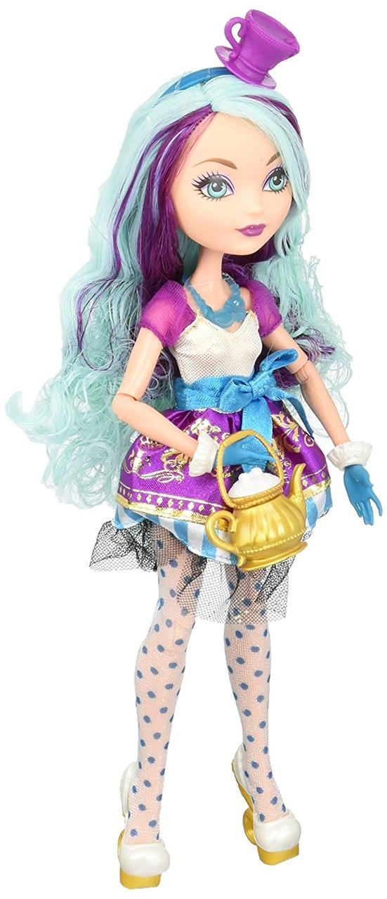 Кукла Эвер афтер хай Мэделин Хэттер серия базовые перевыпуск Ever After High Madeline Hatter Doll