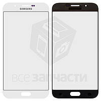 Стекло корпуса для мобильного телефона Samsung A800F Dual Galaxy A8, белое