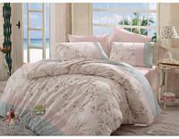 Комплект постельного белья ранфорс  Arya полуторный размер Beril